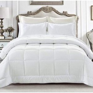 AirComfort Down Luxury Pure Cotton 10.5 Tog Anti Allergy 230 High TC Duvet